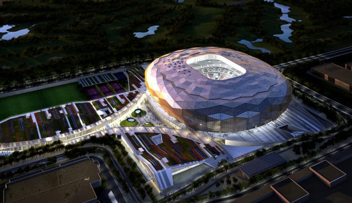 estadio doha final mundial de clubes