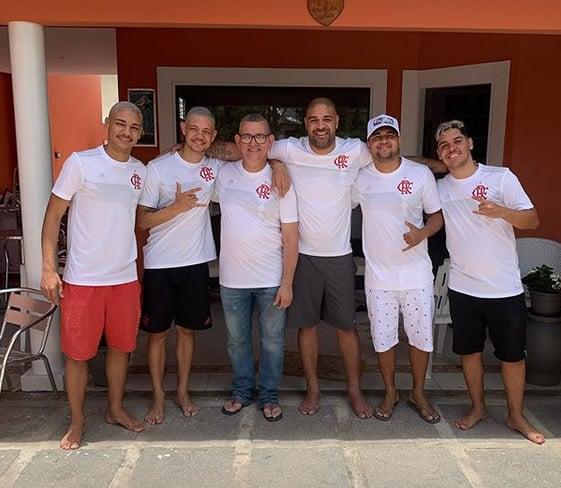 Imperador está preparado para final da Libertadores do Flamengo nesta noite 1