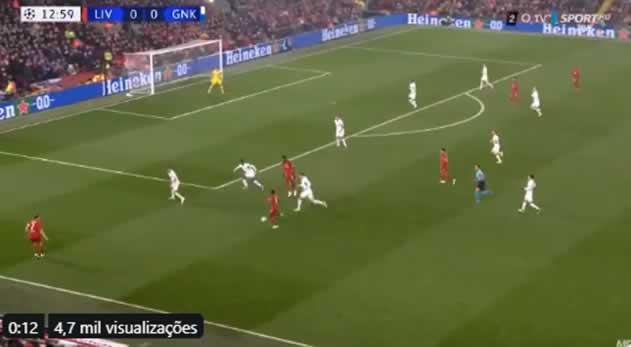 Liverpool x Genk