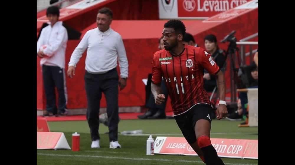 Anderson Lopes, jogador brasileiro destaque do Consadole Sapporo, relata rotina no Japão em virtude do coronavírus e com paralisação da J-League 1