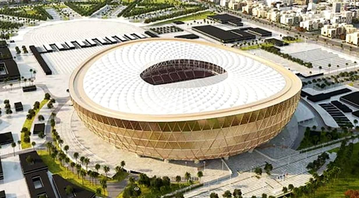 estadio oficial copa do mundo fifa 2022 qatar