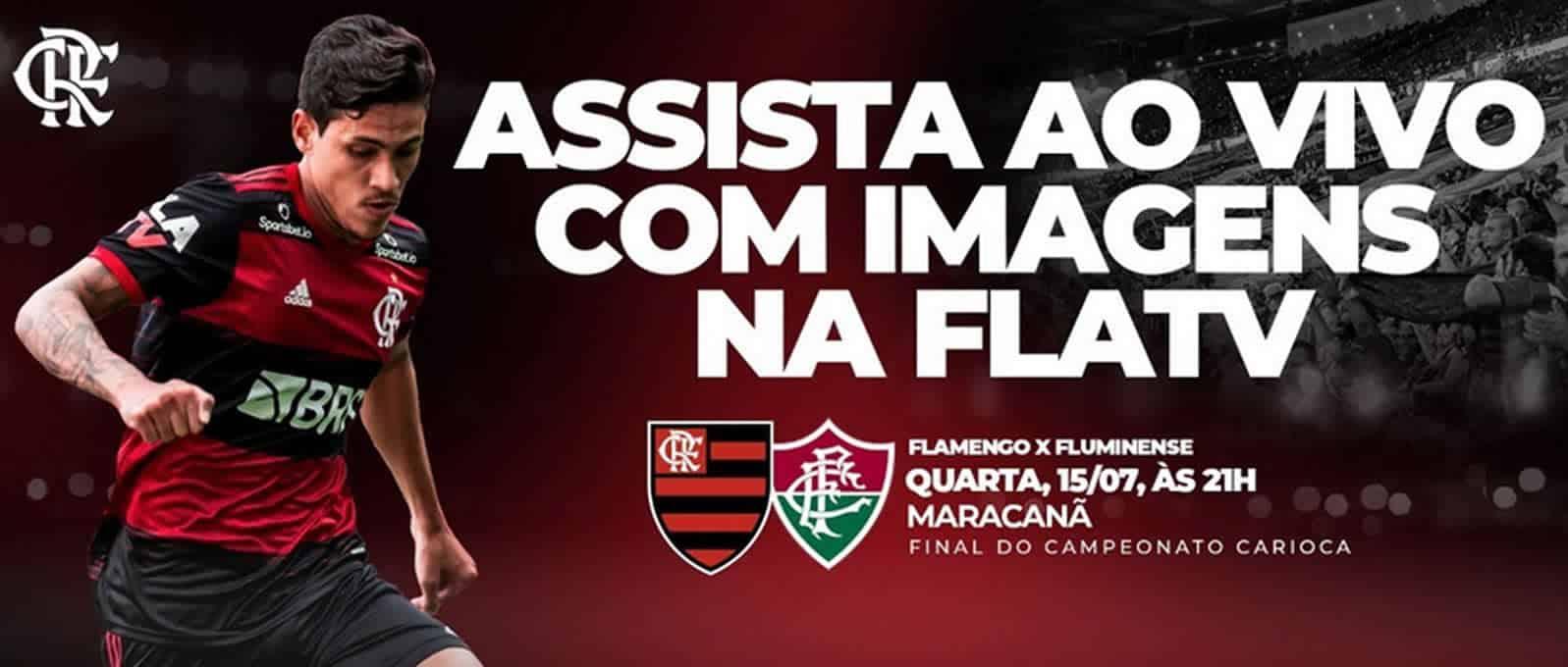 TV Flamengo irá transmitir Final do Campeonato Carioca (Ao Vivo ...