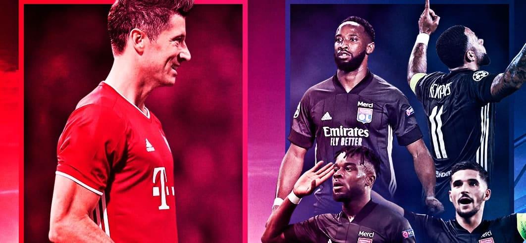 Bayern x Lyon Facebook esporte interativo