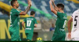 Copa Verde: Atlético-GO e Manaus goleiam, Cuiabá vira no fim
