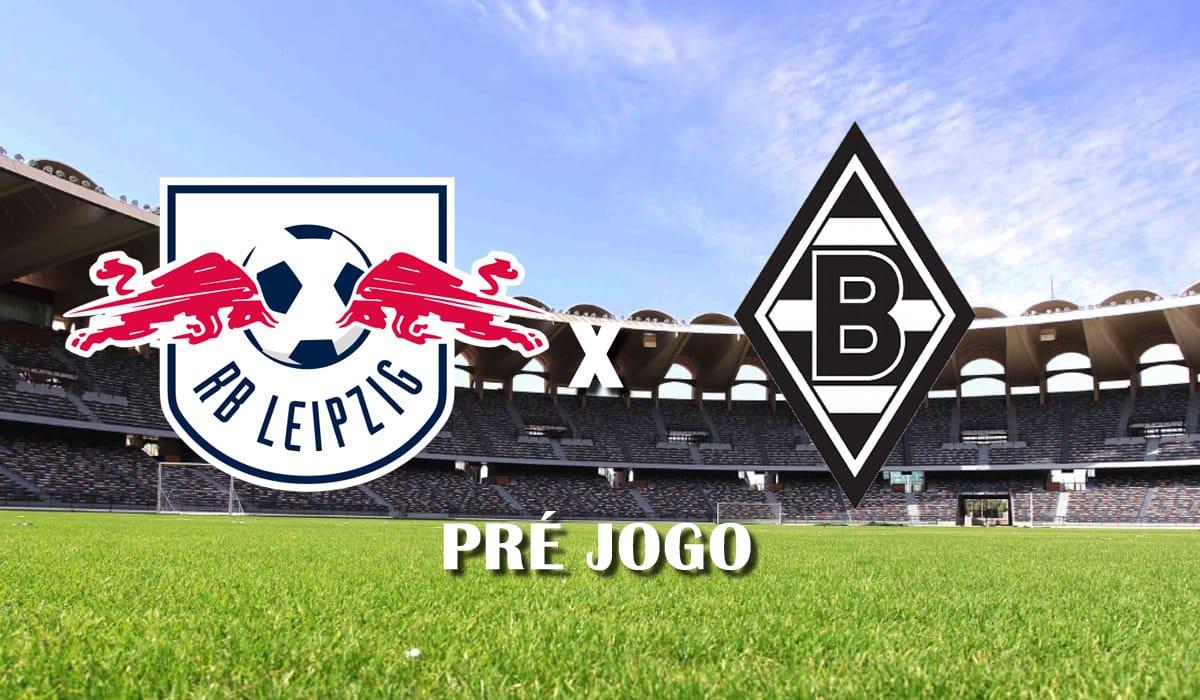 Leipzig x Borussia Monchengladbach bundesliga campeonato alemao pre jogo