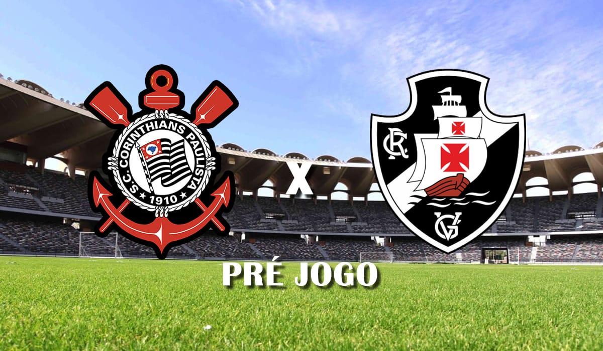 corinthians x vasco 21 de fevereiro campeonato brasileiro 2020 pre jogo