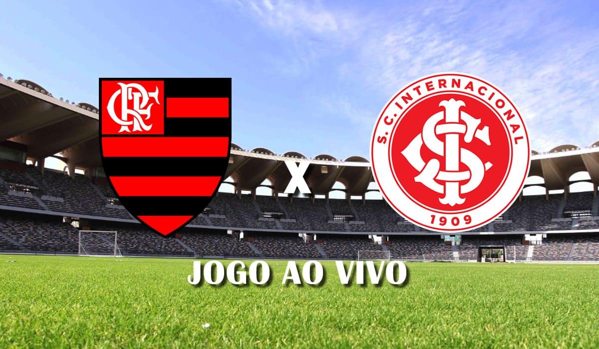 flamengo x internacional 21 de fevereiro campeonato brasileiro 2020 jogo ao vivo