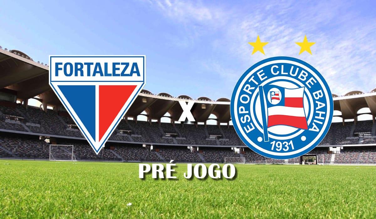 fortaleza x bahia 20 de fevereiro 2021 brasileirao 2020 pre jogo