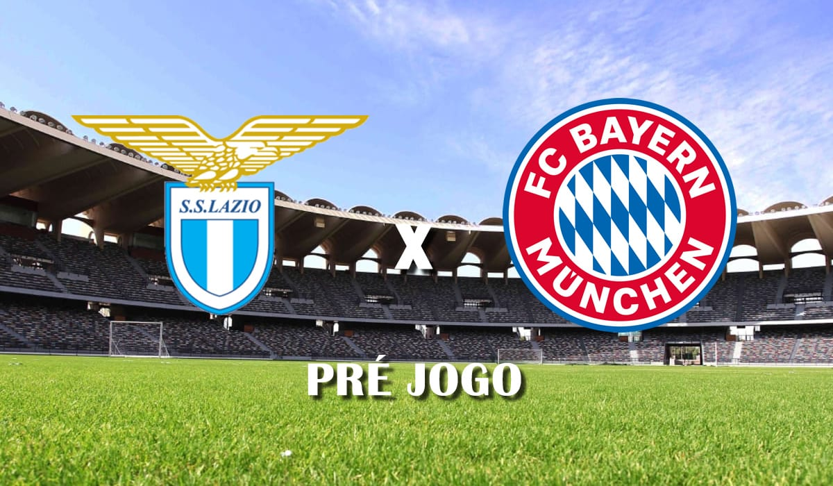 lazio x bayern de munique champions league 2020 liga dos campeoes 23 fevereiro pre jogo