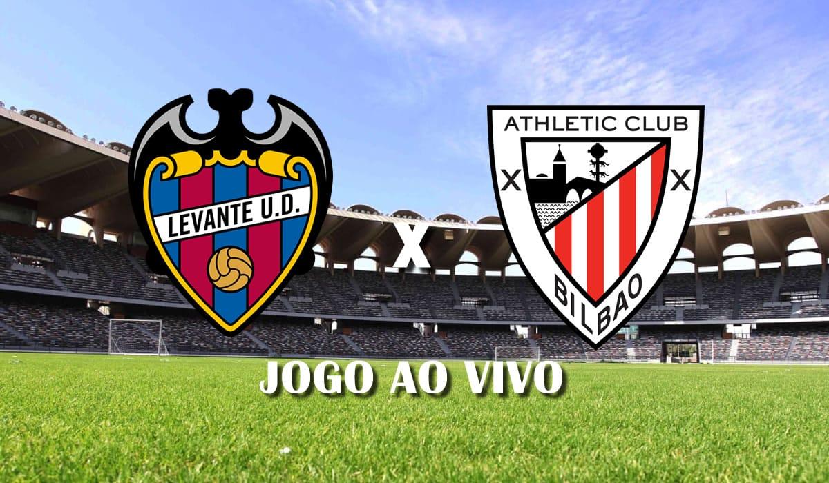 levante x athletic club bilbao, campeonato espanhol, la liga, 26 fevereiro, jogo ao vivo