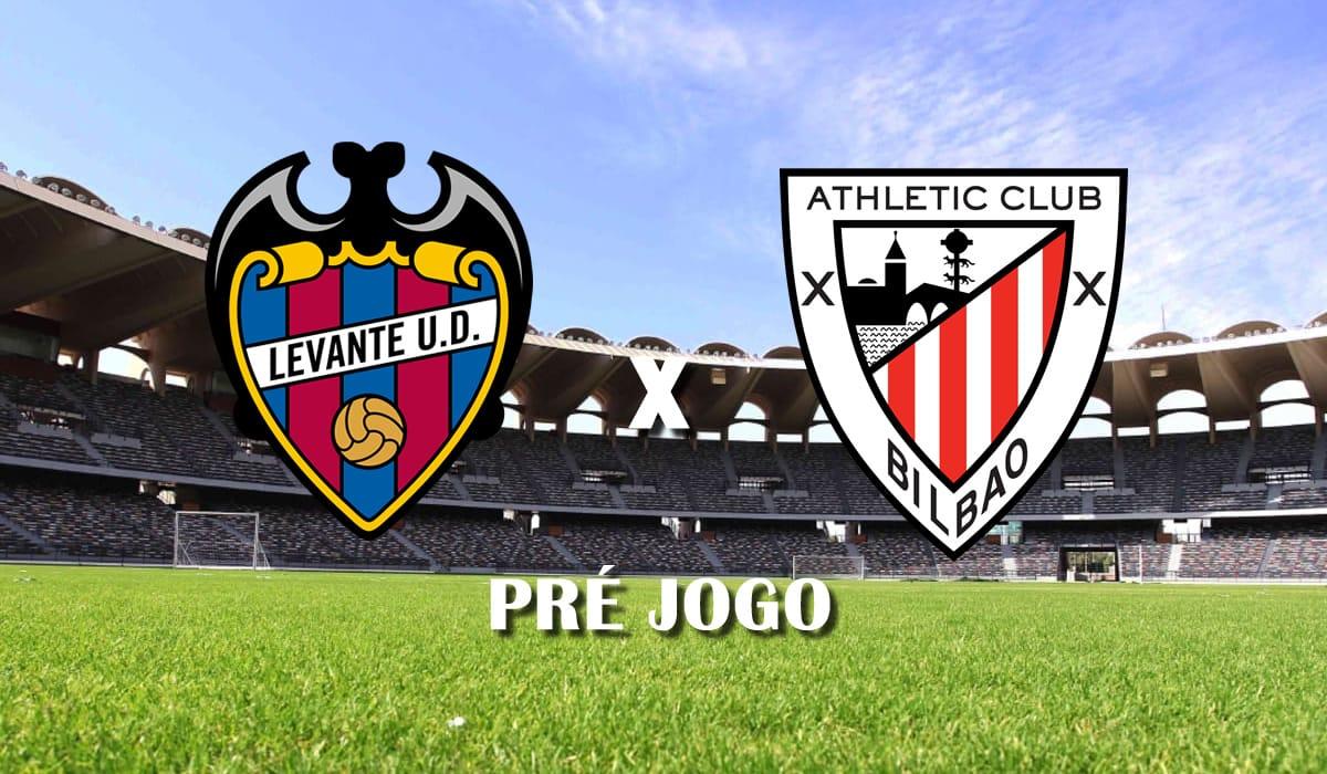 levante x athletic club bilbao, campeonato espanhol, la liga, 26 fevereiro, pre jogo