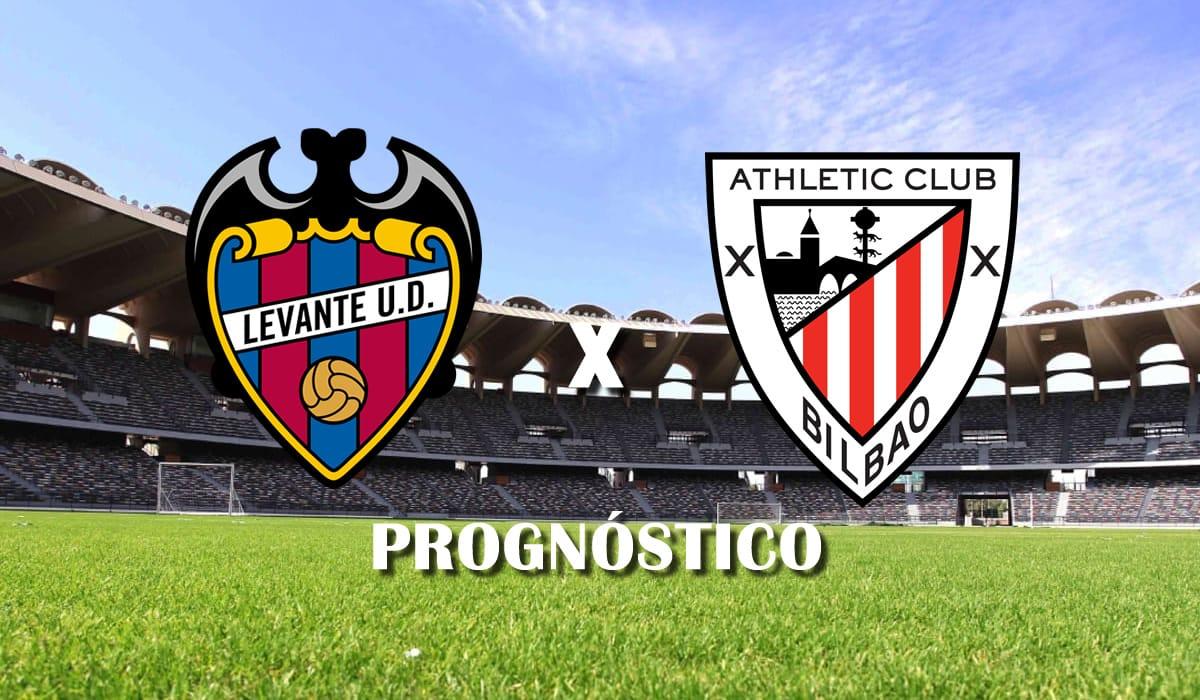 levante x athletic club bilbao, campeonato espanhol, la liga, 26 fevereiro, prognostico