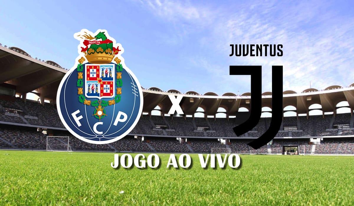 porto e juventus champions league jogo ao vivo 17 de fevereiro