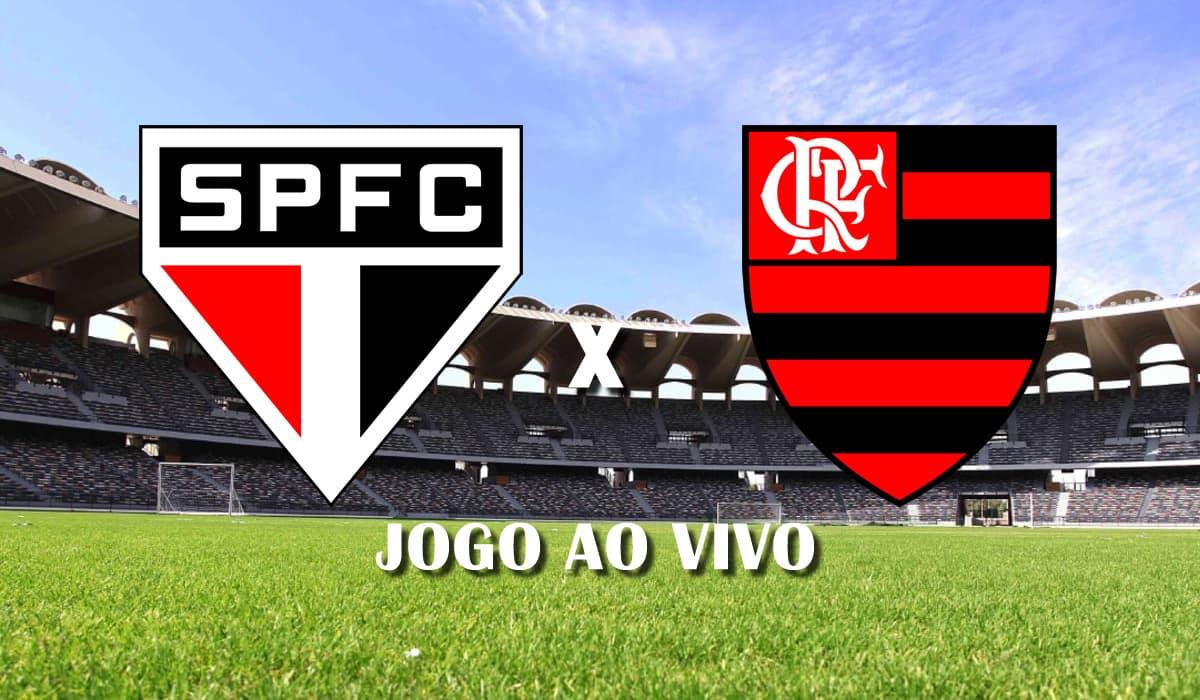 sao paulo x flamengo 25 fevereiro final brasileiro 2020 jogo ao vivo