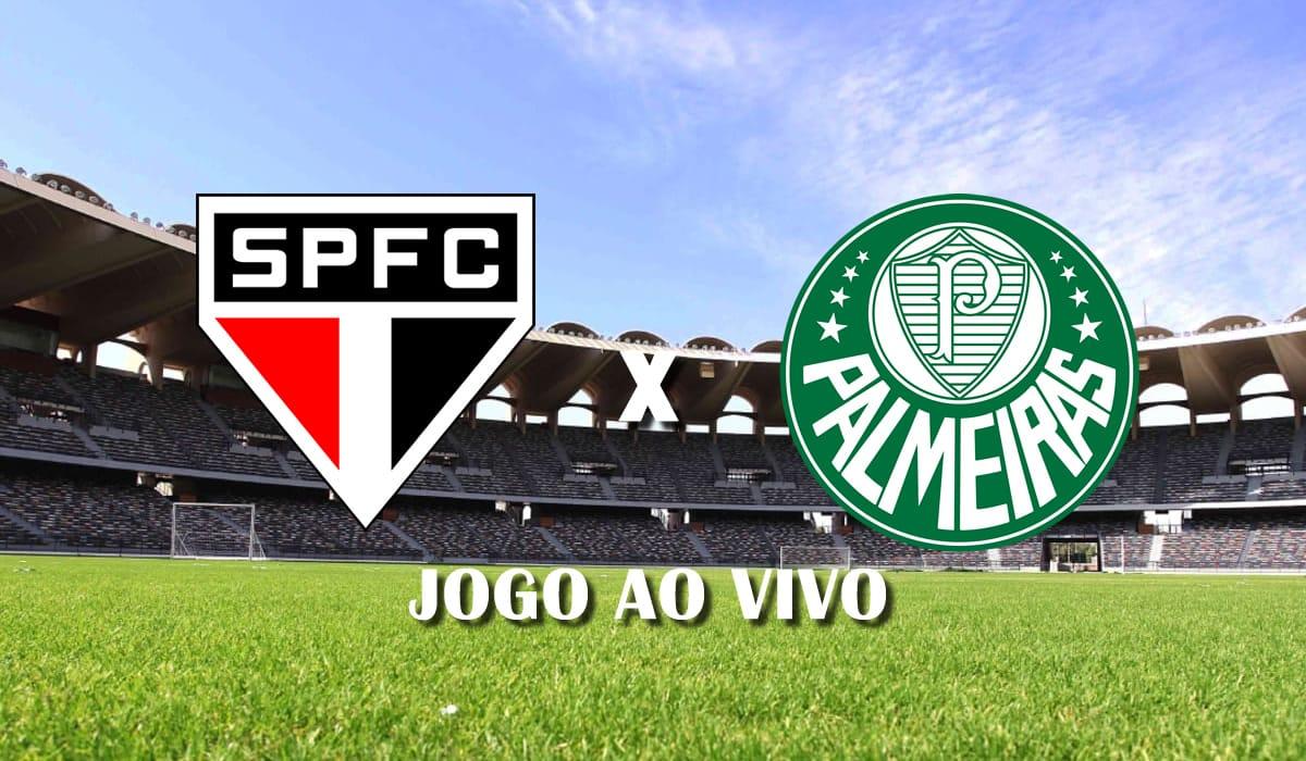 sao paulo x palmeiras 19 de fevereiro brasileirao 2020 em 2021 jogo ao vivo