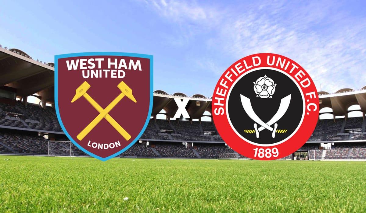 west ham x sheffield jogo ao vivo 15 fevereiro