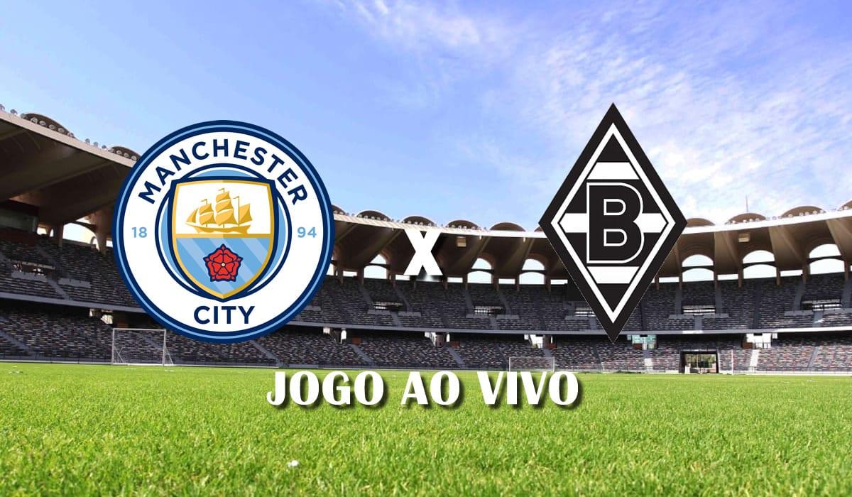 Manchester City x Borussia Monchengladbach segundo jogo oitavas de final champions league 2021 jogo ao vivo