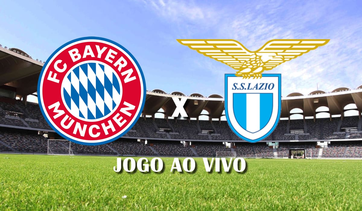 bayern de munique x lazio segundo jogo das oitavas de final da liga dos campeoes champions league 2021 jogo ao vivo