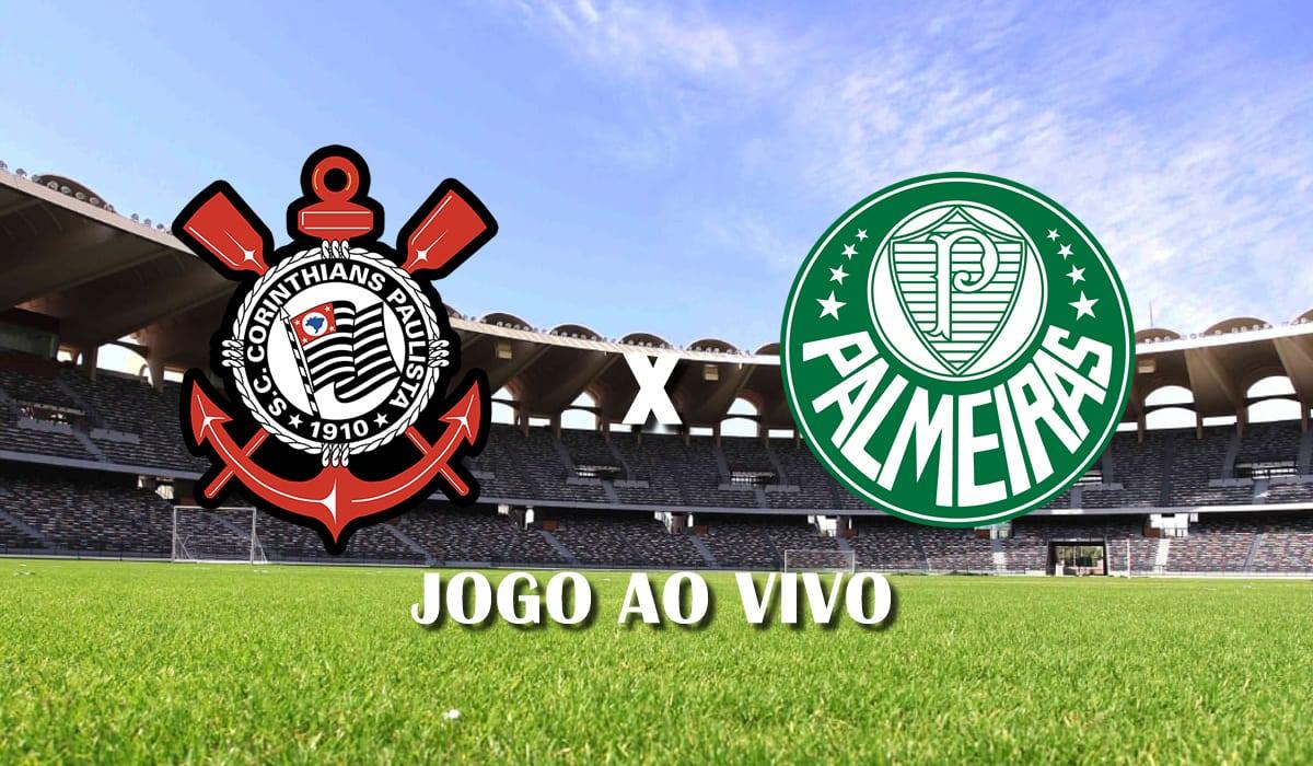 corinthians x palmeiras campeonato paulista 2021 segunda rodada jogo ao vivo