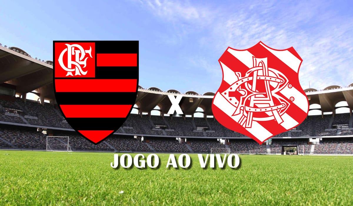 flamengo x bangu campeonato carioca setima rodada taca guanabara jogo ao vivo