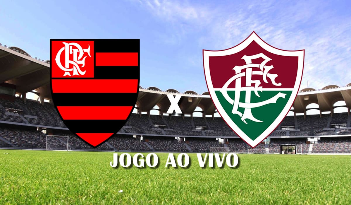 flamengo x fluminense terceira rodada cariocao campeonato carioca taca guanabara 2021 jogo ao vivo