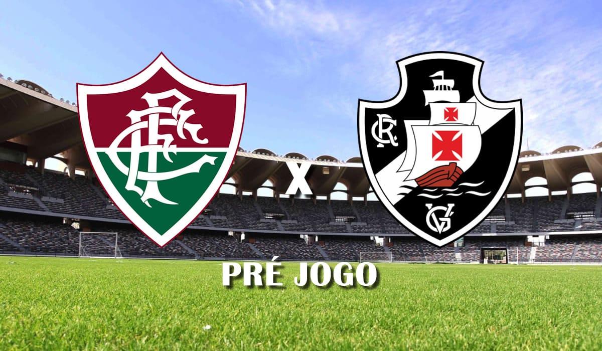fluminense x vasco da gama setima rodada campeonato carioca taca guanabara 2021 pre jogo