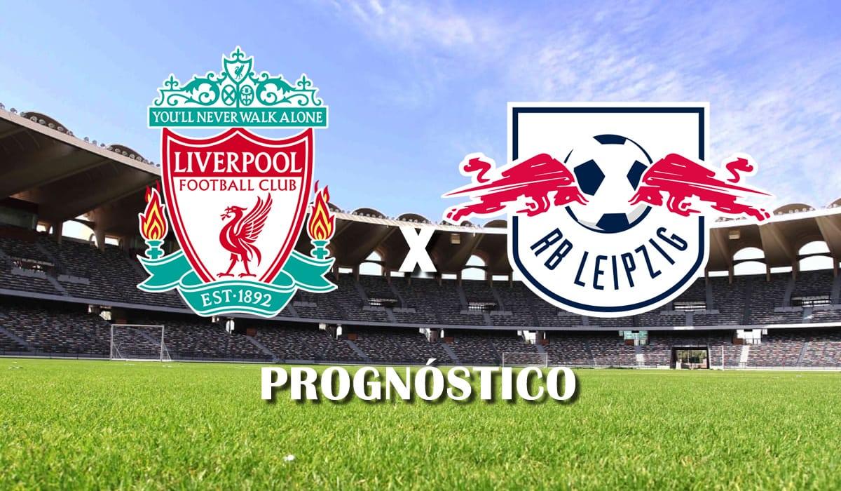 liverpool x rb leipzig champions league liga dos campeoes segundo jogo oitavas prognostico