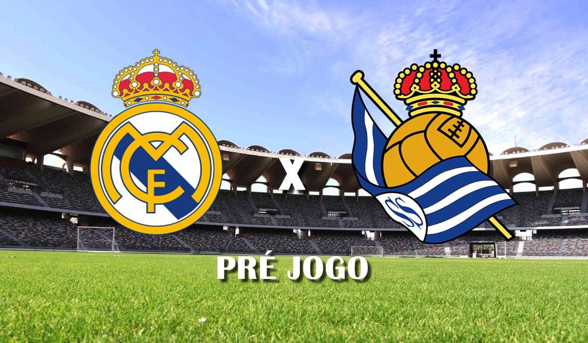 real madrid x real sociedad campeonato espanhol la liga 01 de marco pre jogo