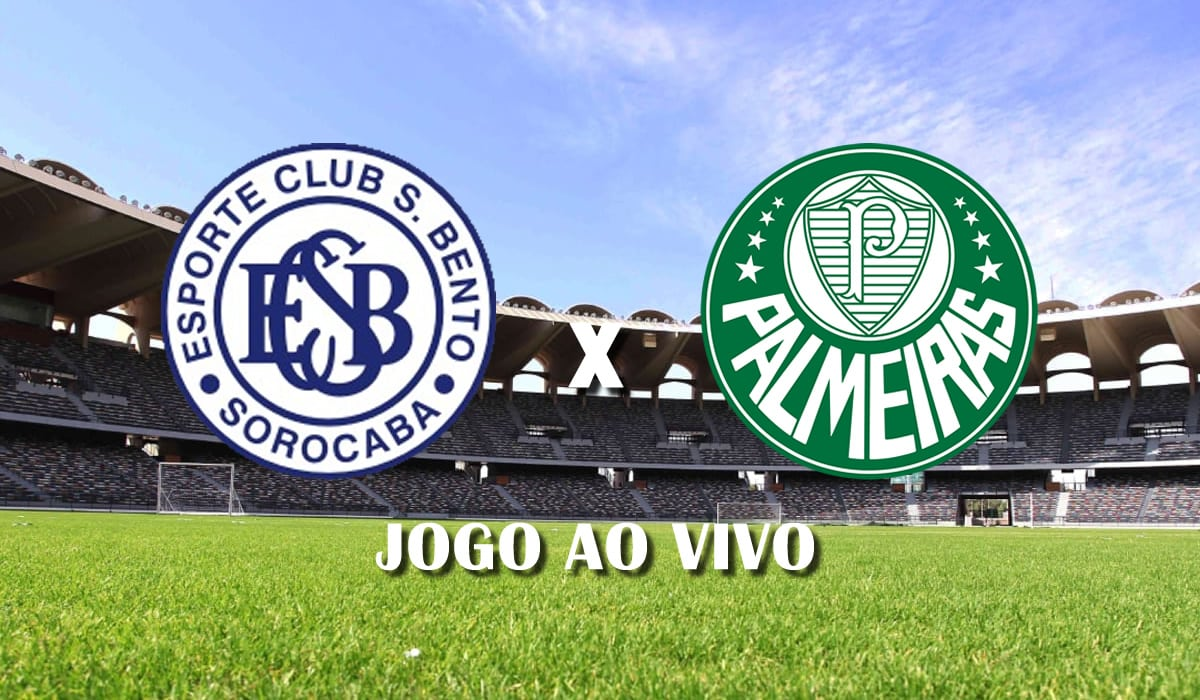 sao bento x palmeiras terceira rodada paulistao 2021 campeonato paulista ao vivo