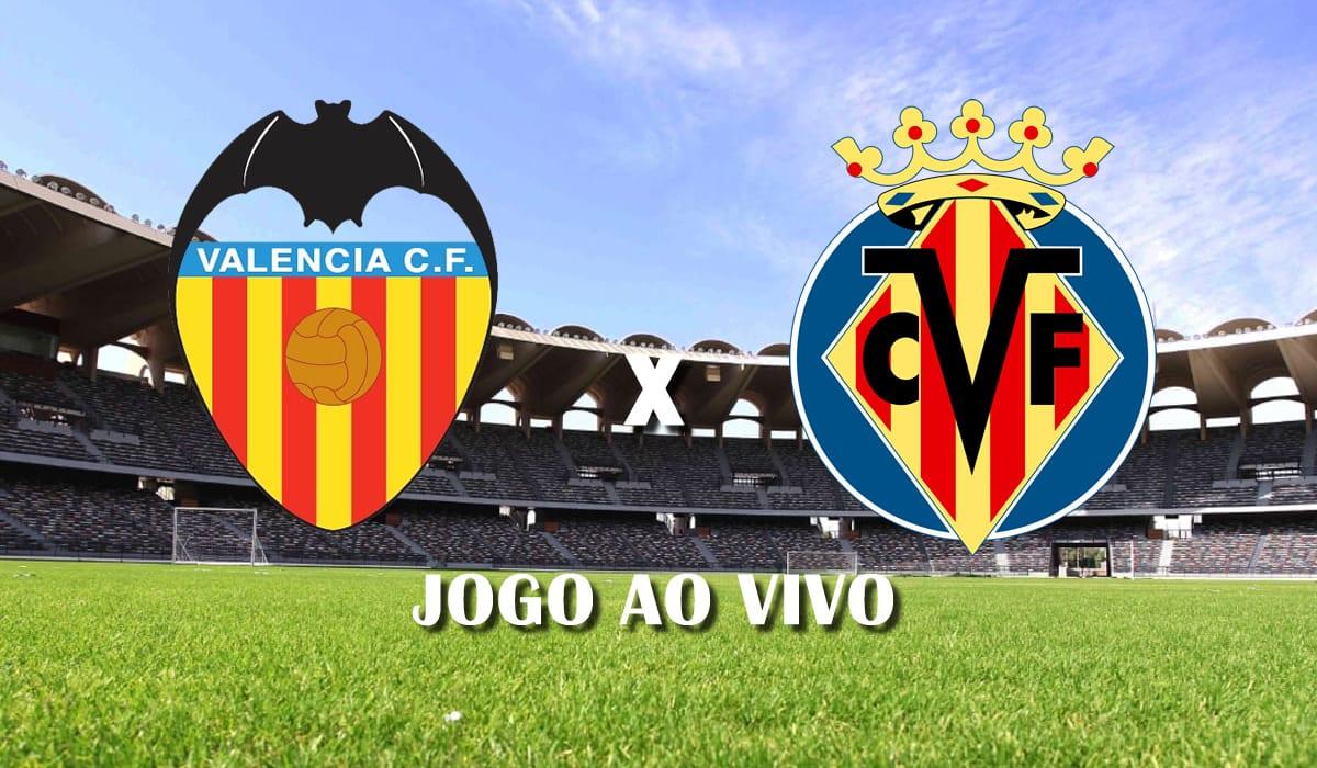 valencia x villarreal campeonato espanhol la liga 06 de marco jogo ao vivo