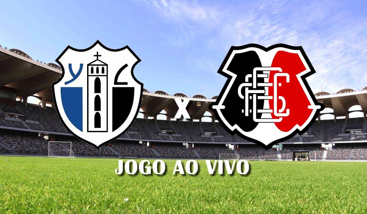 ypiranga ap x santa cruz copa do brasil 2021 primeira fase jogo ao vivo