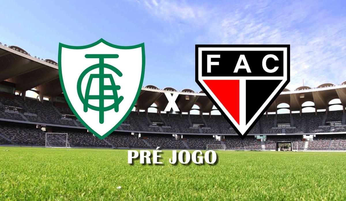 america mg x ferroviario segundo jogo copa do brasil 2021 pre jogo