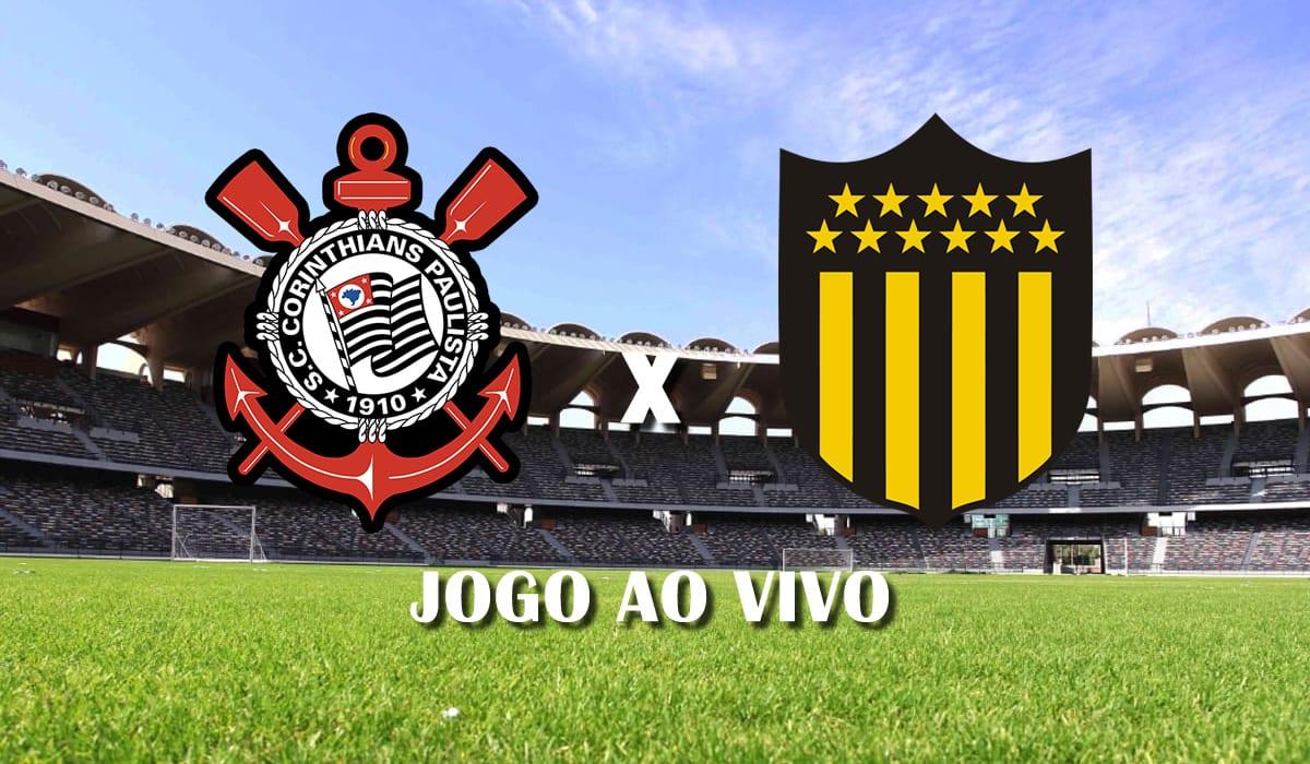 corinthians x penarol segunda rodada copa sul americana 2021 jogo ao vivo