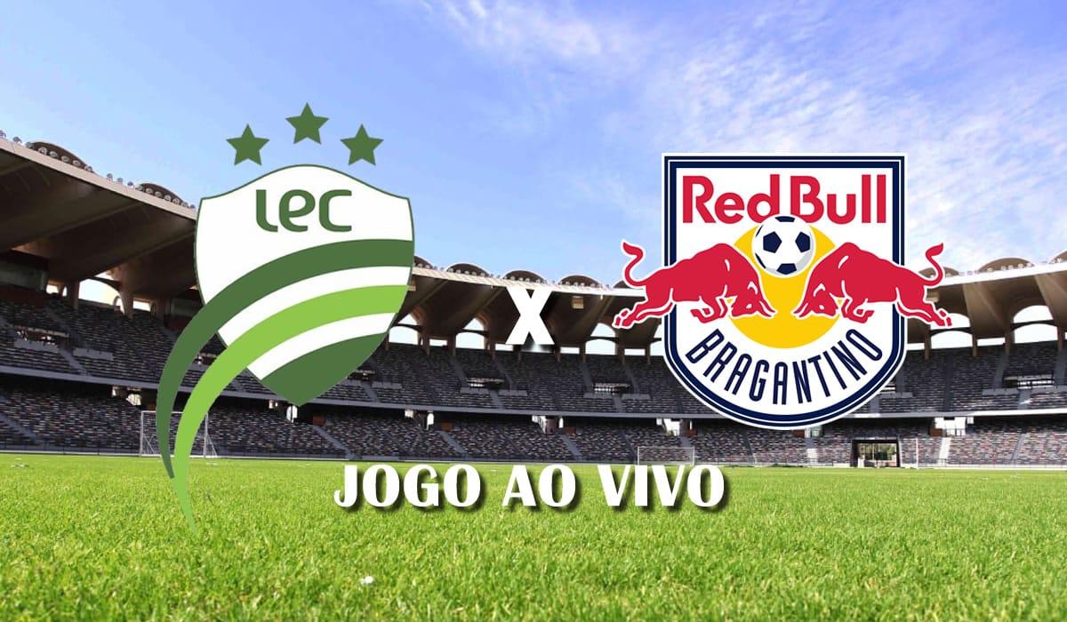 luverdense x red bull bragantino copa do brasil 2021 segunda fase jogo ao vivo