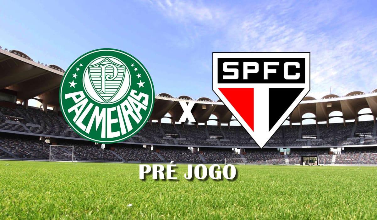 palmeiras x sao paulo 5 rodada campeonato paulista 2021 paulistao pre jogo