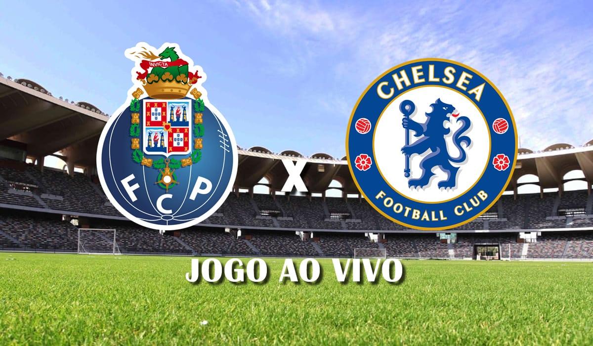 porto x chelsea champions league quartas de final liga dos campeoes jogo de ida jogo ao vivo