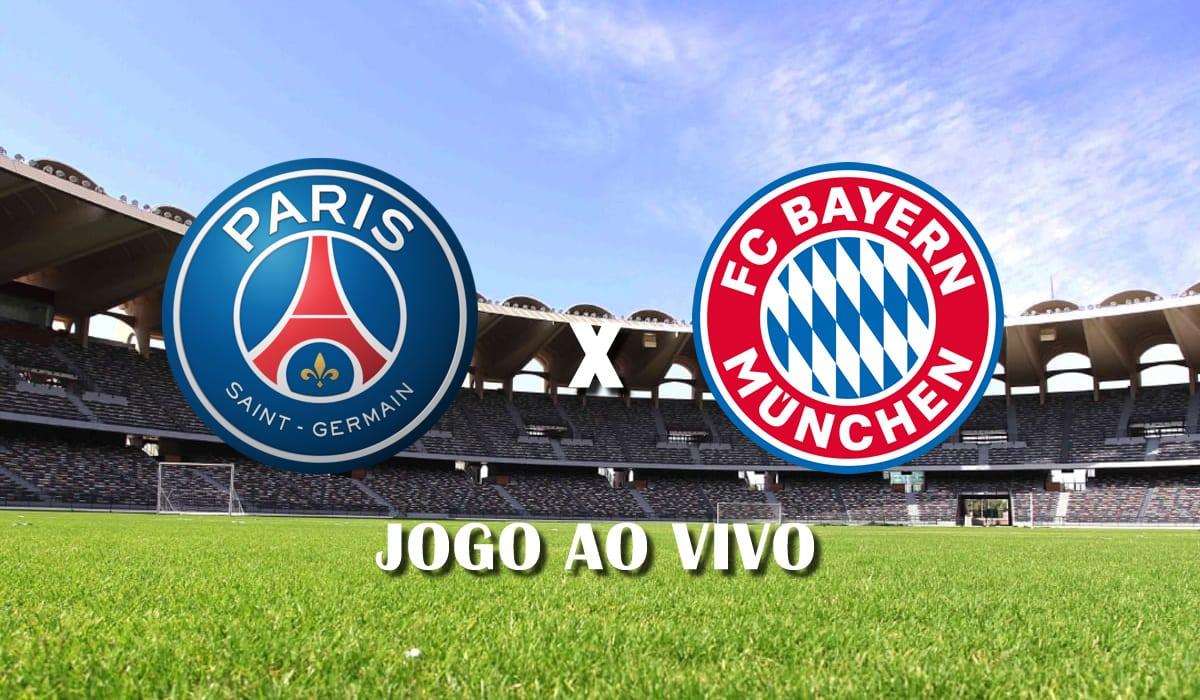 psg x bayern de munique segundo jogo das quartas de final da champions league 2021 ao vivo