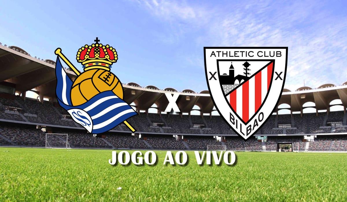 real sociedad x athletic bilbao campeonato espanhol la liga 29 rodada jogo ao vivo