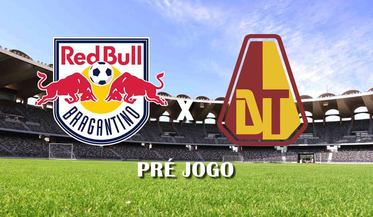 red bull bragantino x tolima deportes copa sul americana 2021 primeira rodada grupo g pre jogo