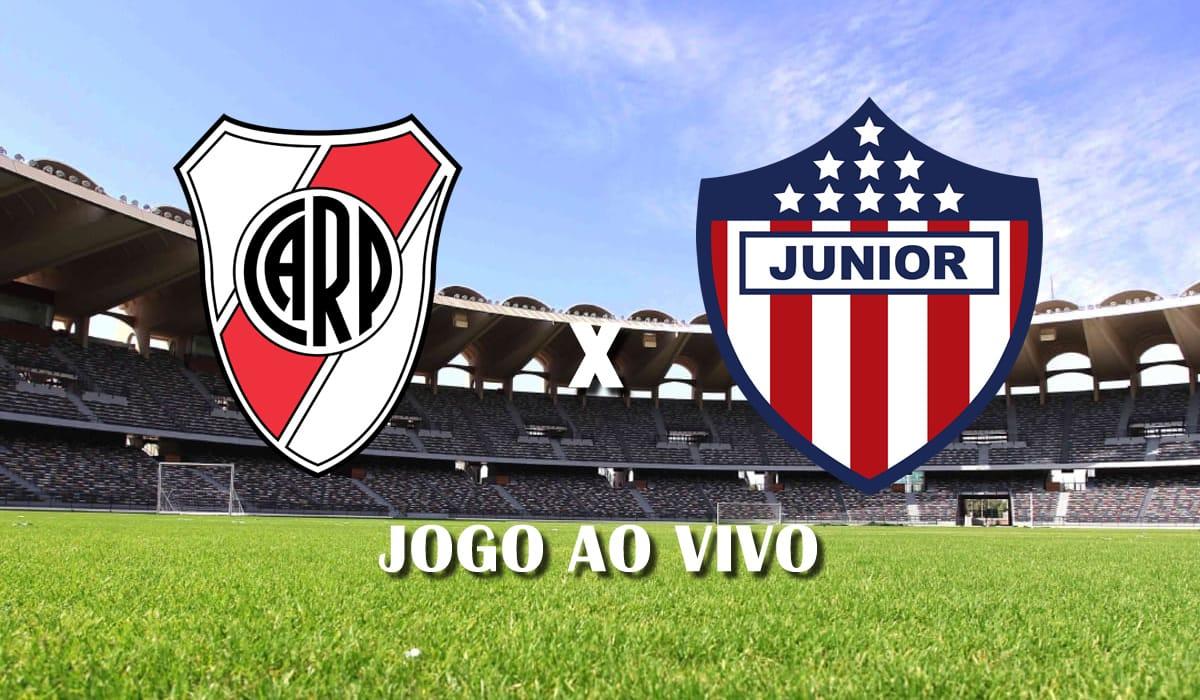 river plate x atletico junior barranquila segundo jogo copa libertadores da america 2021 jogo ao vivo
