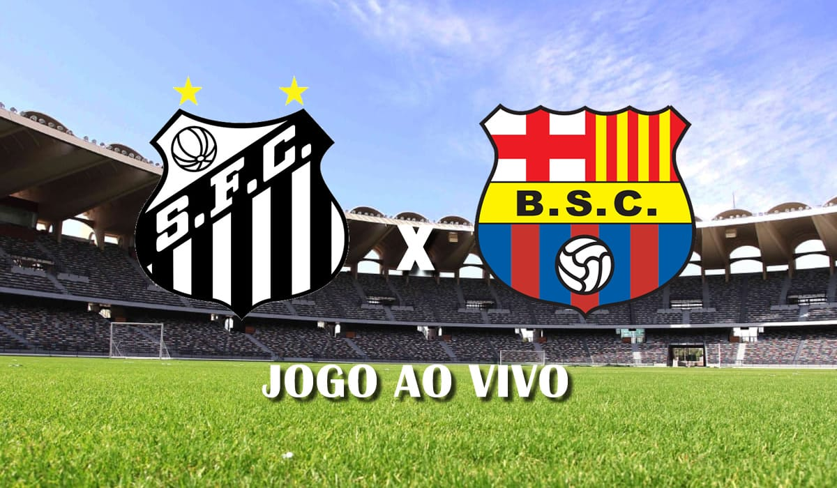 santos x barcelona Guayaquil copa libertadores da america 2021 primeira rodada jogo ao vivo
