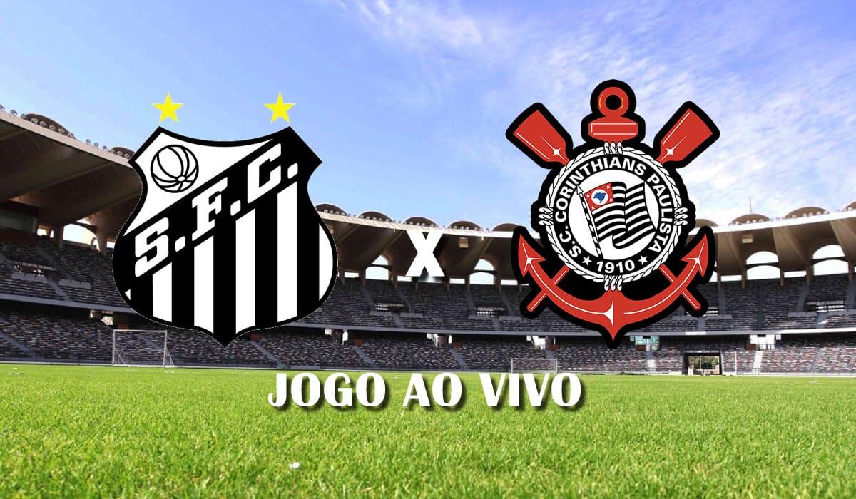 santos x corinthians campeonato paulista paulistao a1 oitava rodada jogo ao vivo