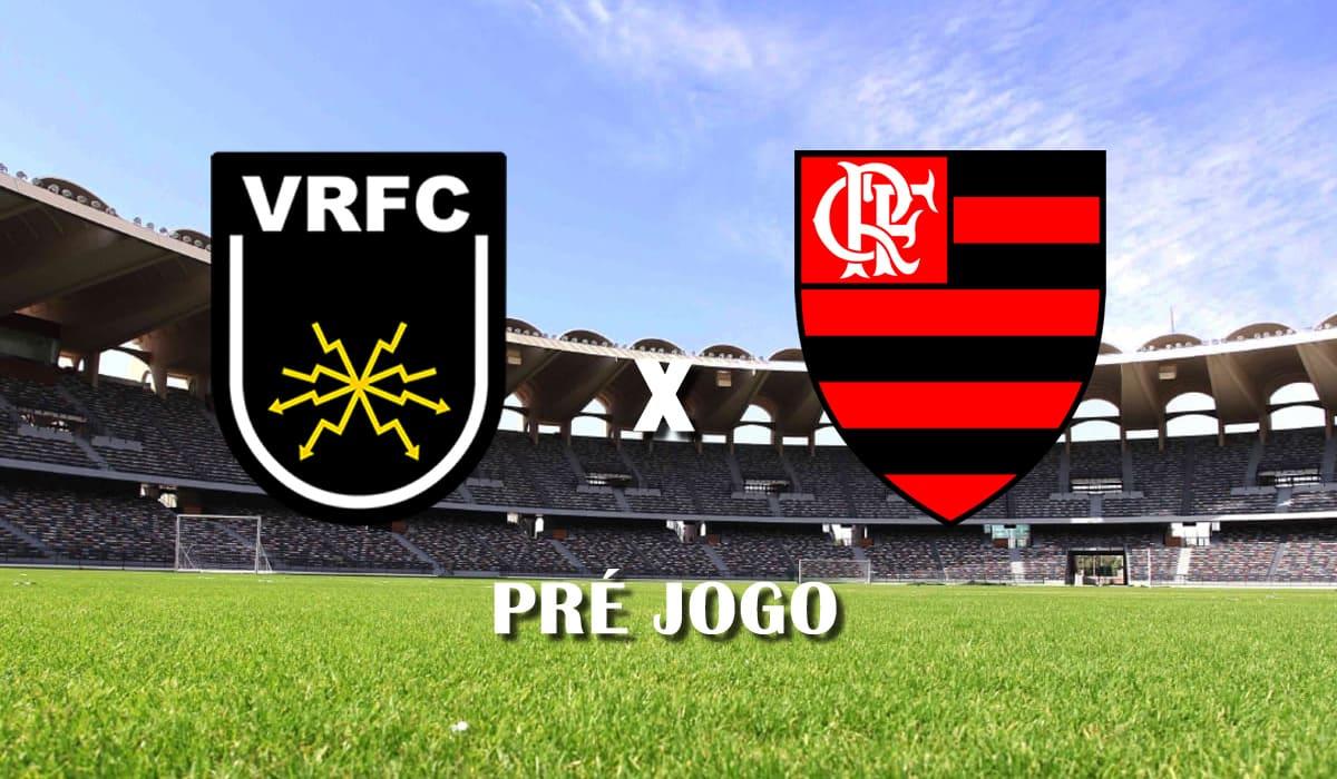 volta redonda x flamengo campeonato carioca 2021 semifinais cariocao pre jogo