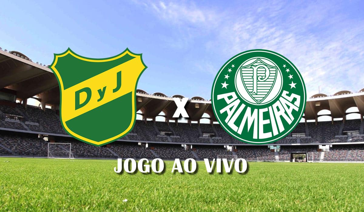 Defensa y Justicia x Palmeiras terceira rodada copa libertadores da america 2021 grupo a jogo ao vivo