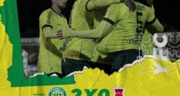 Com gois golaços, Ypiranga derrota Paraná e dorme líder do Grupo B
