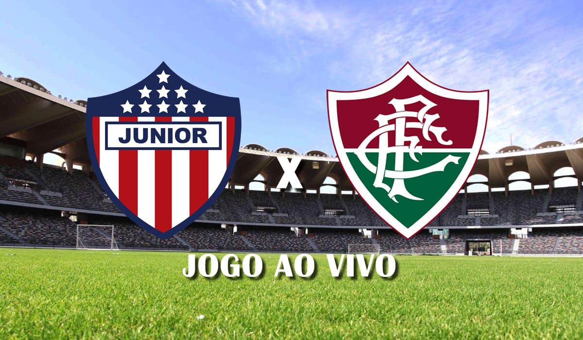 atletico junior barranquilla x fluminense terceira rodada copa libertadores 2021 jogo ao vivo