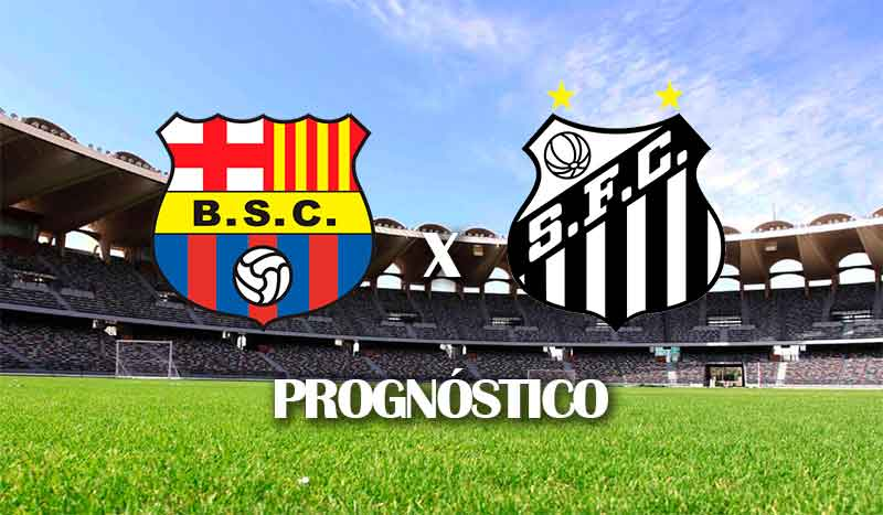 barcelona-sc-x-santos-sexta-rodada-copa-libertadores-da-america-2021-grupo-c-prognostico
