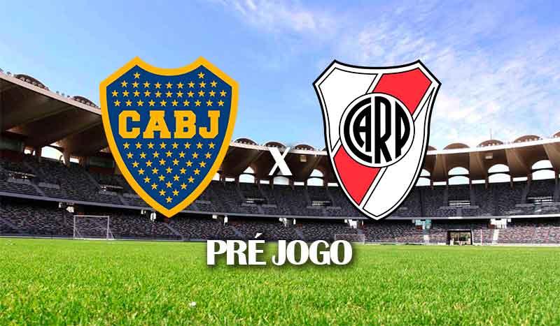 boca-juniors-x-river-plate-quartas-de-final-campeonato-argentino-2021-pre-jogo