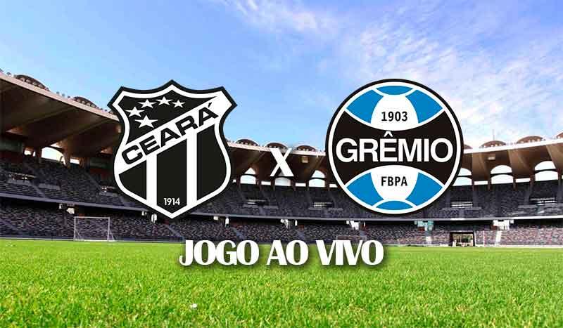 ceara x gremio primeira rodada campeonato brasileiro 2021 jogo ao vivo
