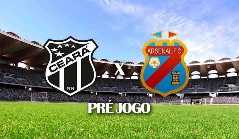 cearar-x-arsenal-sarandi-copa-sul-americana-2021-grupo-c-quarta-rodada-pre-jogo
